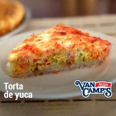 torta-de-yuca-con-atún-van-camps